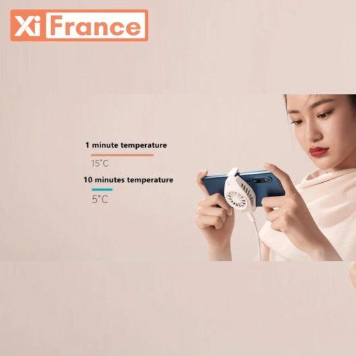 ventilateur smartphone xiaomi refroidissement