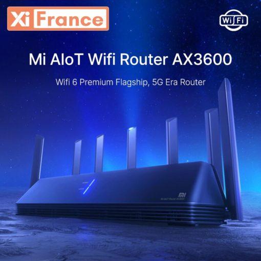 xiaomi ax3600 wifi 6