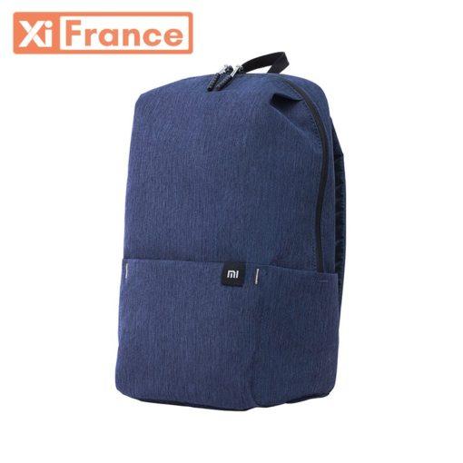 sac xiaomi 20 litres bleu foncé