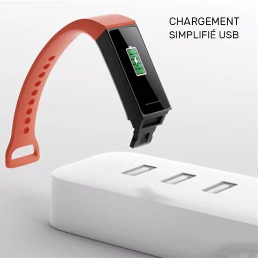 redmi band chargement