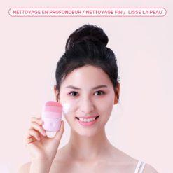 brosse visage xiaomi batterie