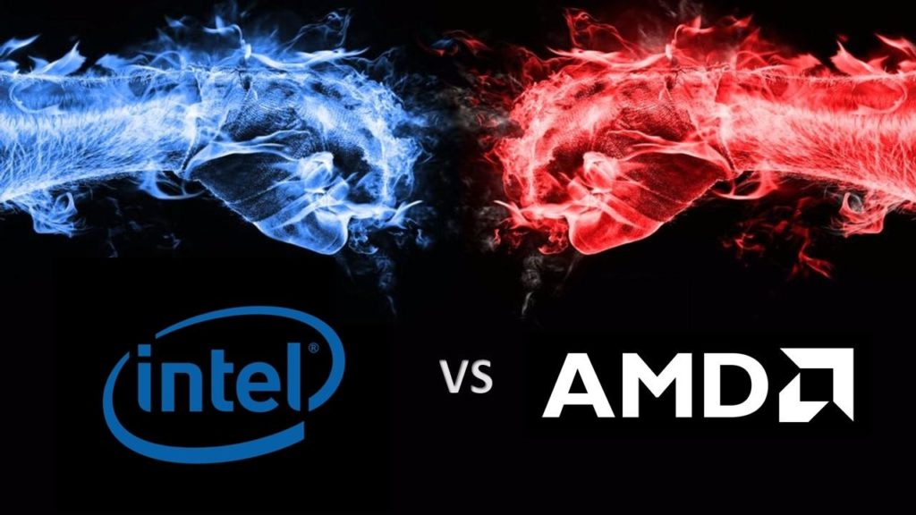Intel vs AMD redmibook