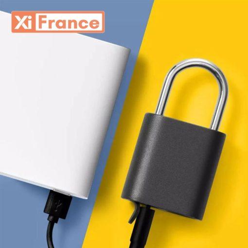 cadenas empreinte digitale xiaomi charge
