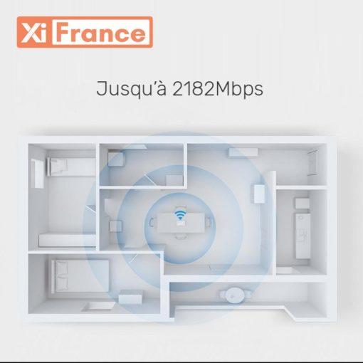 xiaomi ac2350 gigabit