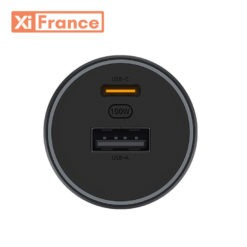 xiaomi mi car charger 100w usb