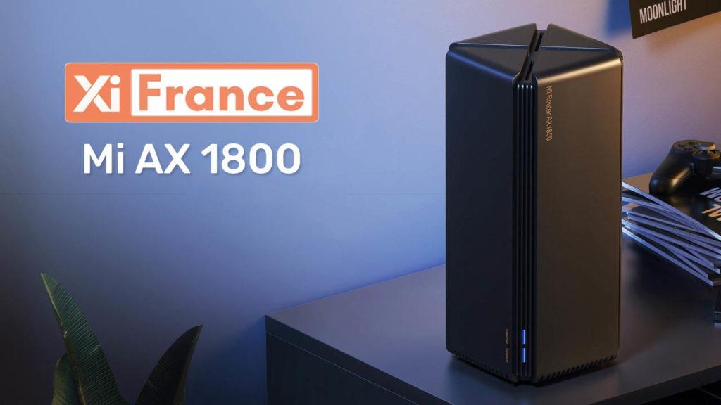 routeur xiaomi ax1800