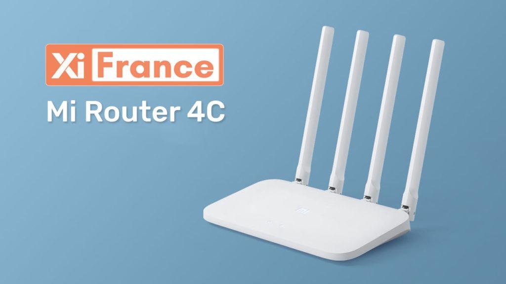 xiaomi router 4c