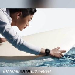 amazfit gtr 2 natation