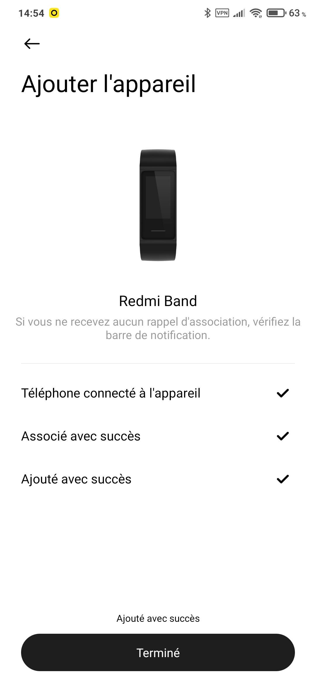Redmi Band Appaire