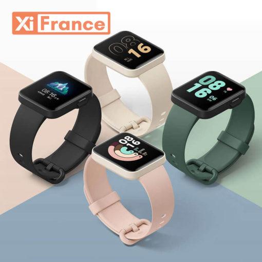 xiaomi mi watch lite montre