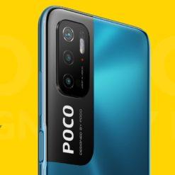 Poco M3 Pro Capteurs