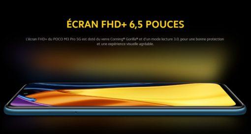 Poco M3 Pro Ecran