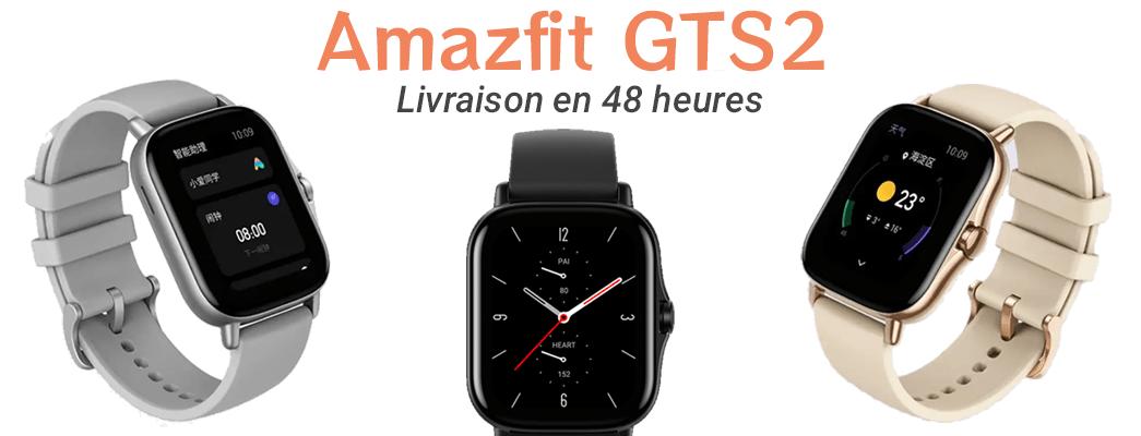 Slider AmazFit GTS2 XIFRANCE