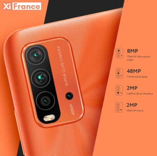 Xiaomi Redmi 9T capteur photo
