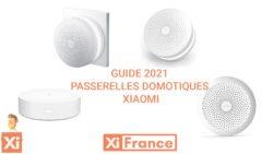 Passerelle domotique Xiaomi 2021