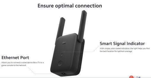 Xiaomi Wifi Range Extender AC1200